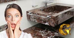 Изделия из мрамора – лучший выбор для дома