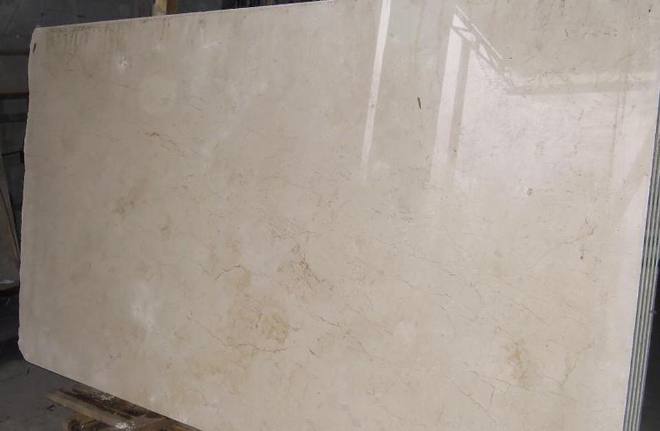 Мраморные слябы Crema Marfil BC