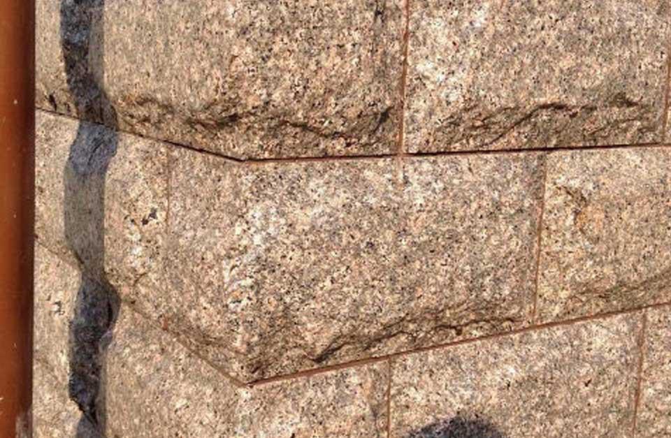 Плитка гранитная скала